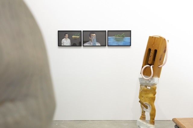installation view  博览会现场